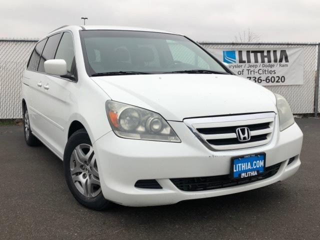 6914c7a17e Used 2005 Honda Odyssey EX Taffeta White For Sale in Kennewick WA ...