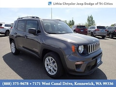2020 Jeep Renegade SPORT FWD Sport Utility Kennewick, WA