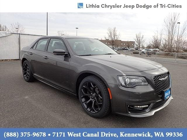 2020 chrysler 300 s sedan granite crystal for sale in kennewick wa stock lh137513 lithia chrysler dodge jeep ram fiat of tri cities