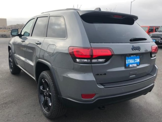 2019 Jeep Grand Cherokee Upland 4x4 Sport Utility Sting