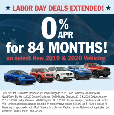 Labor Day Deals Extended
