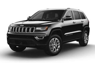 New 2021 Jeep Grand Cherokee LAREDO E 4X4 Sport Utility Kennewick, WA