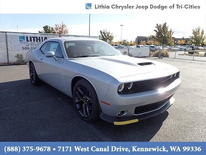 Tri Cities Dodge >> 2019 Dodge Challenger Gt Coupe Triple Nickel For Sale In