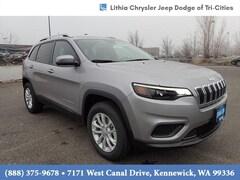 New Jeep Cherokee SUVs 2021 Jeep Cherokee LATITUDE 4X4 Sport Utility for sale in Kennewick, WA