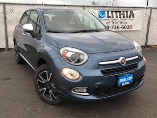 New 2018 FIAT 500X POP BLUE SKY EDITION AWD Sport Utility Kennewick, WA