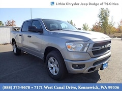 New Ram 1500 Trucks 2020 Ram 1500 TRADESMAN CREW CAB 4X4 5'7 BOX Crew Cab for sale in Kennewick, WA