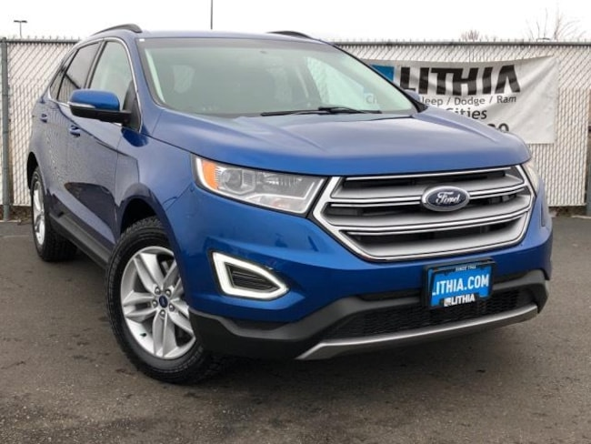 Used 2018 Ford Edge SEL SUV Kennewick, WA