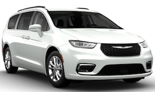 New 2021 Chrysler Pacifica TOURING AWD Passenger Van Kennewick, WA