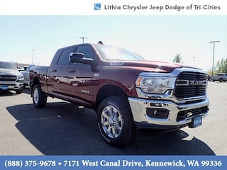 New 2021 Ram 3500 BIG HORN MEGA CAB 4X4 6'4 BOX Mega Cab Kennewick, WA
