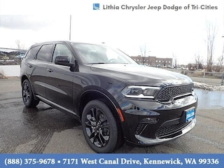 New 2021 Dodge Durango SXT PLUS AWD Sport Utility Kennewick, WA