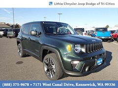 2021 Jeep Renegade JEEPSTER 4X4 Sport Utility Kennewick, WA