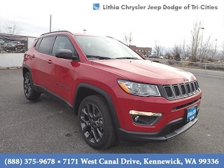 New 2021 Jeep Compass 80TH ANNIVERSARY 4X4 Sport Utility Kennewick, WA