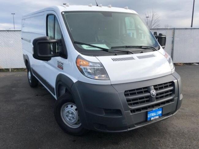 New 2018 Ram ProMaster 1500 CARGO VAN LOW ROOF 136 WB Cargo Van Kennewick, WA