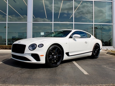 2021 Bentley Continental GT V8 Coupe