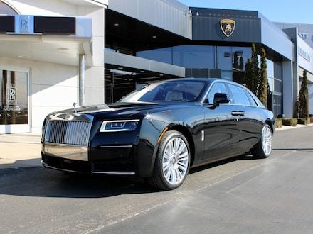2021 Rolls-Royce Ghost Extended Sedan