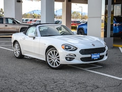 New FIAT 124 Spider 2019 FIAT 124 Spider LUSSO Convertible for sale in Concord, CA