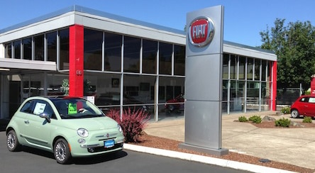 About Us Lithia Fiat Of Eugene Or Car Dealership