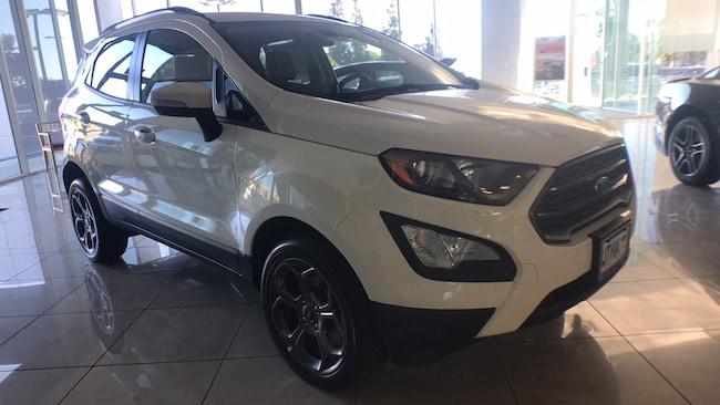 2018 Ford EcoSport SES SUV Medford, OR