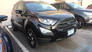 New 2018 Ford EcoSport SES SUV Medford, OR