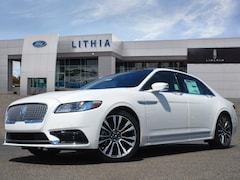2019 Lincoln Continental Select Sedan