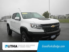 Used 2018 Chevrolet Colorado ZR2 Truck Crew Cab Grand Forks, ND