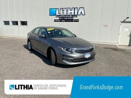 Used 2016 Kia Optima EX Sedan Grand Forks, ND