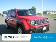 2018 Jeep Renegade LATITUDE 4X4 Sport Utility Grand Forks, ND