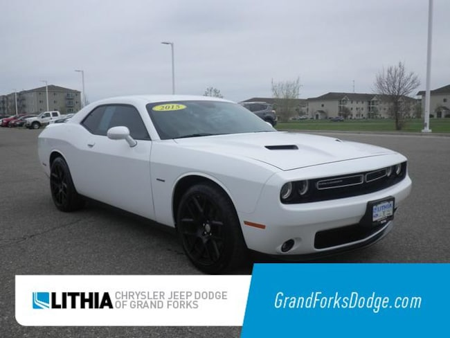 Used 2015 Dodge Challenger SXT Plus or R/T Plus Coupe Grand Forks, ND