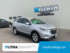 Used 2018 Chevrolet Equinox Premier w/1LZ SUV Grand Forks, ND