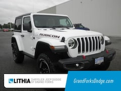 New 2018 Jeep Wrangler RUBICON 4X4 Sport Utility For Sale in Grand Forks, ND