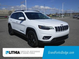 New 2019 Jeep Cherokee ALTITUDE 4X4 Sport Utility For Sale in Grand Forks, ND