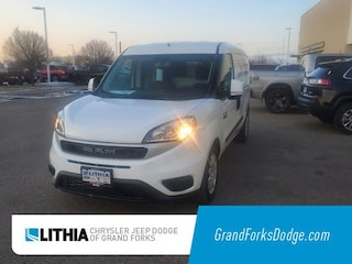 New 2021 Ram ProMaster City TRADESMAN SLT CARGO VAN Cargo Van Grand Forks, ND