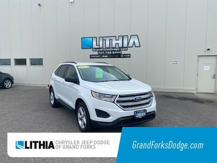 Used 2017 Ford Edge SE SUV Grand Forks, ND