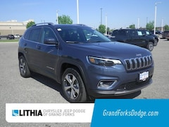 2019 Jeep Cherokee LIMITED 4X4 Sport Utility Grand Forks, ND