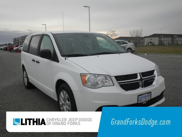 2019 Dodge Grand Caravan Passenger Van