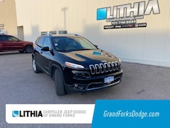 Used 2018 Jeep Cherokee Limited 4x4 SUV Grand Forks, ND