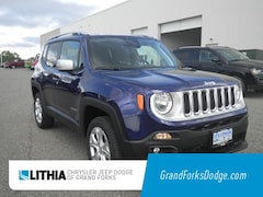 2018 Jeep Renegade LIMITED 4X4 Sport Utility Grand Forks, ND