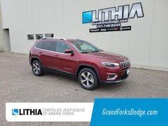 Used 2019 Jeep Cherokee Limited 4x4 SUV Grand Forks, ND