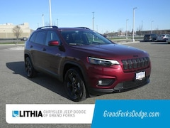 New 2019 Jeep Cherokee ALTITUDE 4X4 Sport Utility Grand Forks, ND