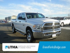 New 2018 Ram 3500 TRADESMAN CREW CAB 4X4 6'4 BOX Crew Cab For Sale in Grand Forks, ND