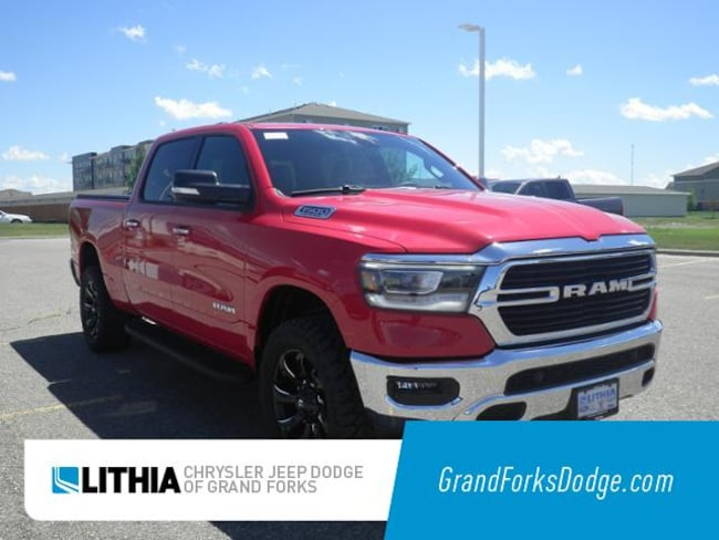 New 2019 Ram 1500 BIG HORN / LONE STAR CREW CAB 4X4 6'4 BOX Crew Cab Grand Forks, ND