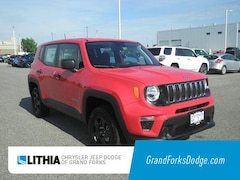 New 2019 Jeep Renegade SPORT 4X4 Sport Utility For Sale in Grand Forks, ND