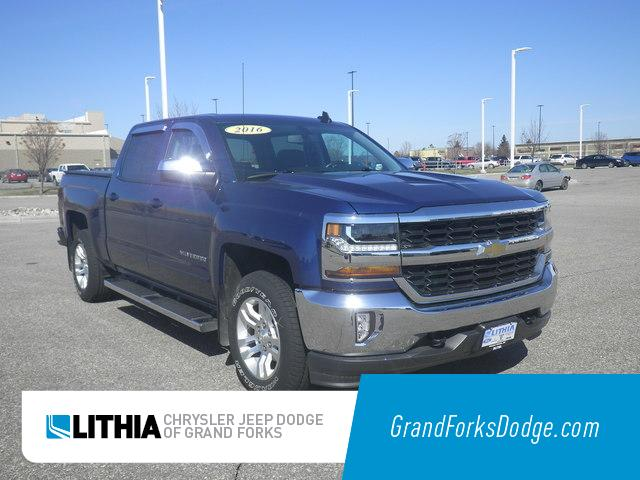 Used 2016 Chevrolet Silverado 1500 LT Truck Crew Cab Grand Forks, ND