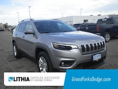 2019 Jeep Cherokee LATITUDE 4X4 Sport Utility Grand Forks, ND