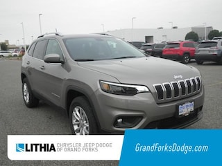 New 2019 Jeep Cherokee LATITUDE 4X4 Sport Utility For Sale in Grand Forks, ND