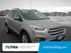 Used 2017 Ford Escape SE SUV Grand Forks, ND
