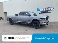 New 2021 Ram 3500 LARAMIE CREW CAB 4X4 8' BOX Crew Cab For Sale in Grand Forks, ND