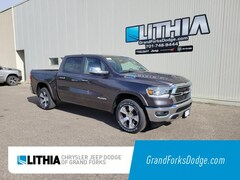 New 2022 Ram 1500 LARAMIE CREW CAB 4X4 5'7 BOX Crew Cab For Sale in Grand Forks, ND