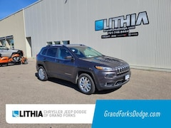 Used 2017 Jeep Cherokee Limited 4x4 SUV Grand Forks, ND