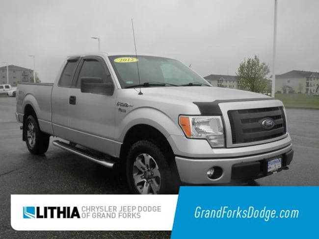 Used 2012 Ford F-150 Truck Super Cab Grand Forks, ND